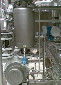 Instal·lacions de vapor