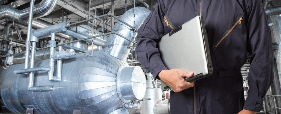 técnico de mantenimiento operador de calderas